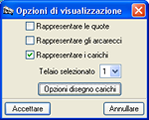 Screenshot Generatore di Telai
